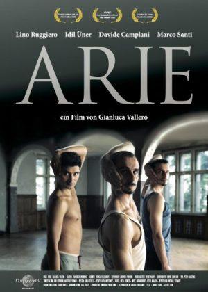 Arie-Plakat